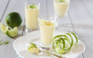 Photo: Lime Posset