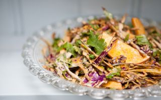 Photo: Spiced Slaw