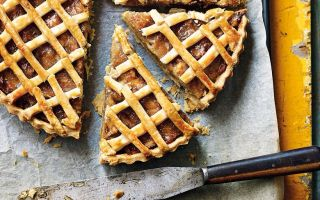 Photo: Banana Lattice